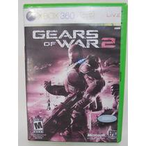 Gear Of War 2 Juego Xbox 360 Disco E646