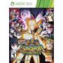 Naruto Shippuden U N S Revolution Xbox 360 Blakhelmet Sp