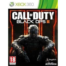 Call Of Duty Black Ops 3 Para Xbox 360 + Black Ops 1 Oferta!