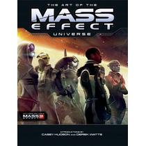 Libro De Arte The Art Of Mass Effect 3 Universe De Coleccion