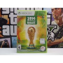 Fifa World Cup Brasil 2014 Nuevo Xbox 360