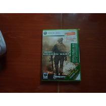 Juego De Xbox360 Call Of Duty Modern Warfare 2 Seminuevo