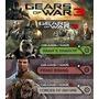 Season Pass Gears Of War 3 (dlc Gow3)