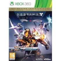 Destiny Edicion Legendaria Juego Completo Descargable
