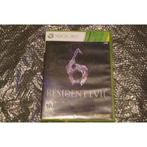Resident Evil 6 Para Tu Box 360 Baratisimo!!!