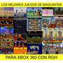 Usb 16 Gb Para Xbox 360 Rgh 4000 Juegos Arcade