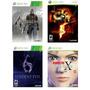 Resident Evil 4 5 6 Cuenta Compartida