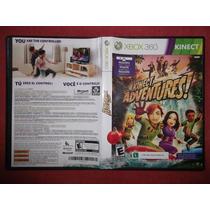 Kinect Adventures! - Xbox 360 - Mdisk
