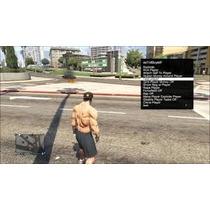 Mod Menu Para Gta V En Xbox 360 Con Chip 3.0