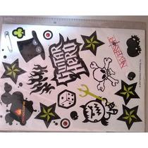 Stickers Estampas Calcomanias Guitar Hero Xbox 360 Nuevas