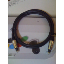 Cable Fibra Optica Reforzado Para Astro A40 Xbox 360 Ps3