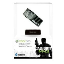 Audifono Blutooth Xbox 360 Call Of Duty Mw3 Blakhelmet E