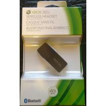 Audifono Inalambrico Xbox 360 Con Bluetooth C/envio