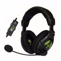 Audífonos Turtle Beach X12 Para Xbox 360 Y Pc