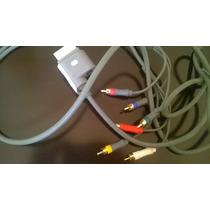 Cable Vga Xbox 360 Audio Y Video Hd Av Original Xbox Elite