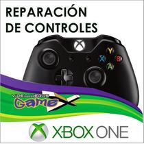Reparacion Controles Xbox One Puebla