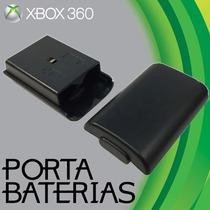 Tapa Caja Baterias Pilas Control Xbox 360 Envio Barato