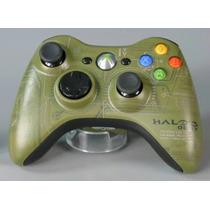Control Xbox 360 Edición Halo Odst Excelentes Condiciones.