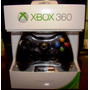 Control Inalambrico Negro Xbox 360 Nuevo Original Microsoft