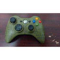 Control Xbox 360 Inalambrico Edicion Especial Halo 3 Odst