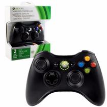 Control Inalambrico Para Xbox 360 En Caja Nuevo Original