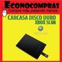 Carcasa Disco Duro Xbox 360 Slim Con Cables 100% Nuevo!!!!!!