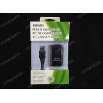 Bateria Recargable Xbox 360 La De Mayor Duracion Kit