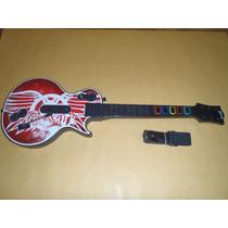 Guitarra Inalambrica Xbox 360 Guitar Hero Funciona Al 100 2