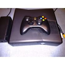 Consola Xbox 360 Slim 4gb Seminueva!!! Cambios!!!