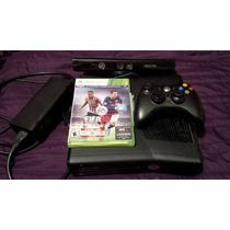 Xbox 360 Con Kinect Y Fifa 16