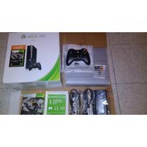 Consola Xbox 360 E 4gb Garantía Tipo One 2014 Seminueva Dvd
