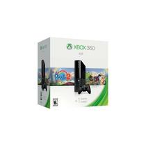 Xbox 360 Slim E 4gb Nuevo + Control + Cables + Juego