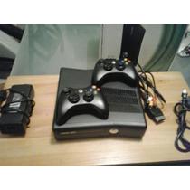 Xbox 360 Slim + Disco Duro 1 Tb