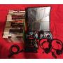 Xbox 360, Edición Especial Halo 4 + 22 Juegos. Como Nuevo!