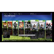 Xbox 360 Slim Disco Duro 500gb. Rgh Para Cibers Y Maquinitas