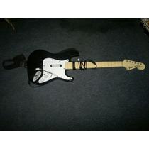 Guitarra Alambrica Fender Stratocaster Para Xbox 360,checala