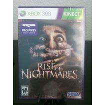 Rise Of Nightmares Xbox 360 Nuevo De Fabrica Citygame