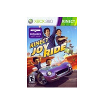 Kinect Joy Ride Xbox 360 Nuevo, Sellado
