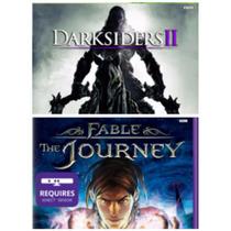 Combo Juegos Xbox 360 Darksides 2 Y Fable 3 Originales Nuevo