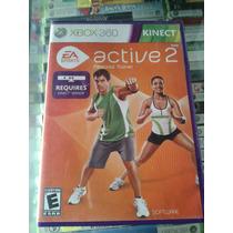 Juego Xbox 360 Active 2 P/kinect