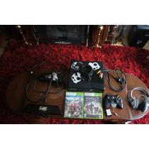 Xbox 360 Con: Far Cry 4, Halo Reach, Diadema, Kinekt, Cable