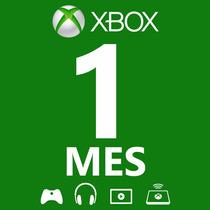 Xbox Live Gold 1 Mes Xbox One 360 Envio Inmediato!