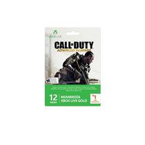Tarjeta Xbox Live Gold 12 Meses +1