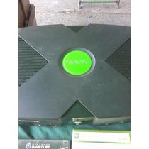 Un Xbox Clasico Con Disco Duro 120 Lligas Con Juegos Inclu
