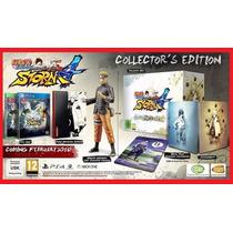 Naruto Shippuden Ultimate Ninja Storm 4 Xbox Especial