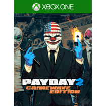 Batman Arkaham Night Y Payday 2 Para Xbox One