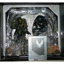 Figuras Halo 5 Con Su Empaque Original