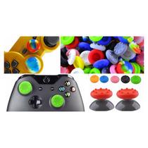 (50 Piezas) Gomas P/palancas Xbox 360, Xbox One, Ps3 Y Ps4