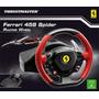 Volante Ferrari 458 Spider Racing Wheel Xbox One Atomgames!