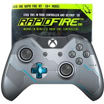 Control Rapid Fire Xbox One Halo Spartan + Rapidfire 50+ Mod